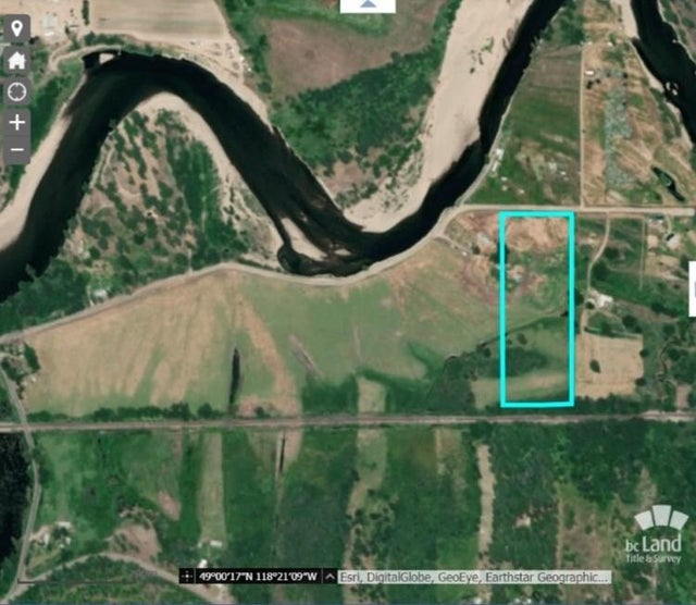 Lot 48 MANLY MEADOWS Road - Grand Forks No Building for sale(2432882) #1